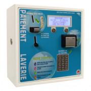 Centrale de paiement compact et connectée - Dimensions (L x H x P) : 39 x 39 x 22.5 cm