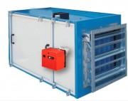 Centrale de traitement d'air à gaz - Traitement d'air  -  Pressurisation