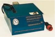 Centrale de vide électrique - Débit aspiré (m3/h) : 4 à 10