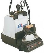 Centrale vapeur et fer à repasser - Puissance électrique totale 1,7 kW / 220 V - Débit vapeur : 33 gr/mn