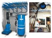 Centrales d'aspiration et de filtration - Tertiaire et industriel