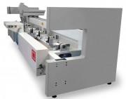 Centre d'usinage 4 axes profile aluminium - Vitesse de broche de 2800 à 15000 rpm par inverseur