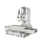 Centre d'usinage à boite de vitesse - Vitesse de broche : 2 gammes 10/1000 et 1000/4500 t/min