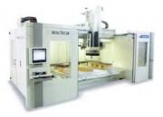 Centre d'usinage aluminium 5 axes - Capacités standard (mm) : 4250/ 3050 x 1560 x 800