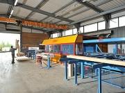 Centre d'usinage bois - Précision optimale - sur mesure