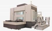Centre d'usinage horizontal 5 axes - Vitesse de Broche : 40 à 8000 trs/min