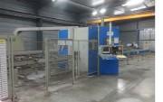 Centre d'usinage occasion - Usinage des profilés de menuiseries pvc