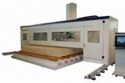 Centre d'usinage panneaux ossature bois - Longueur jusqu'à 50 m