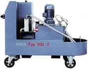 Centre de recyclage pour un traitement en bypass Type 700 T - Type 700 T