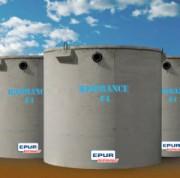 Centre traitement eaux usées domestiques à 2 cuves - Assainissement compacte jusqu'à 16 EH