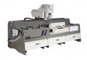Centre usinage 4 axes banc de 2.8 m - Course utile : X : 2800 mm - Y : 200 mm