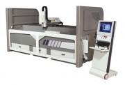 Centre usinage 4 axes banc de 3 m - Course utile : X : 3000 mm - Y : 400 mm - Z : 300 mm