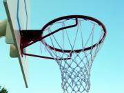 Cercle basketball réglementaire - Intérieur et extérieur - Matière : En tube acier