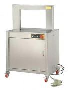 Cercleuse à arche automatique inox - Cadence : 65 cerclages/minute - Pour l'emballage de viande