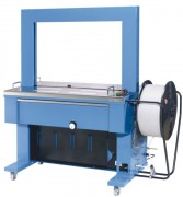Cercleuse automatique avec bobine extérieure  - Machine à cercler pour feuillard 9/12 mm