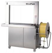 Cercleuse automatique inox à fonctionnement continu - 40 cerclages par minutes