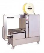 Cercleuse automatique inox à soudure latérale - Vitesse de cerclage : 2 secondes / 30 Cerclages minute