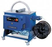 Cercleuse automatique pour produits longs - Pour  feuillard : de 5 à 12 mm