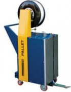 Cercleuse industrielle automatique - Encombrement machine (L x l x h) : 1860 x 560 x 1500 mm.