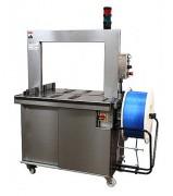 Cercleuse Inox automatique pour agroalimentaire - Spécialement fabriquée pour l'emballage agroalimentaire