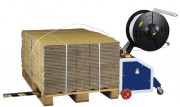 Cercleuse semi automatique mobile - Alimentation électrique : 220V- 50Hz