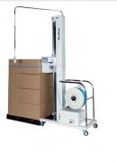 Cercleuse semi-automatique pour palettes - Type de soudure : thermique - Tension du feuillard : de 2 à 70 kg