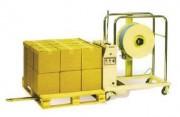Cercleuse verticale pour palettes basses - Hauteur mini du colis : 340 mm
