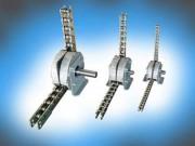 Chaîne boutante pour levage et tirage - Température de fonctionnement  : 600°