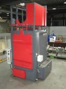 Chaine de lavage industrielle - Capacité de cuve de lavage : 1550 L