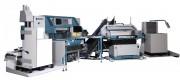 Chaîne modulaire de coupe imprimerie - Chaîne complémentaire dans les grandes imprimeries