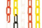 Chaînes de délimitation et de signalisation - Chaîne disponible en 6 et 8 mm