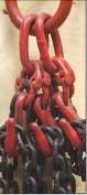 Chaînes de levage - Système de levage par chaînes