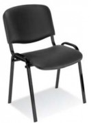 Chaise 4 pieds empilable - Structure alu