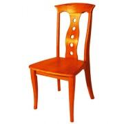 Chaise bois exotique pour restaurant