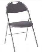 Chaise collectivité pliante et assemblable - L 470 x P 420 x H 790 mm