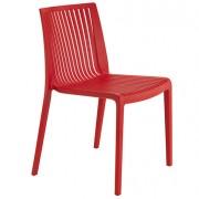 Chaise collectivité pour intérieur et extérieur - Hauteur : 82 cm - Largeur d'assise : 54 cm
