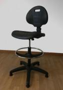 Chaise d'atelier polyuréthane