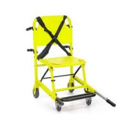 Chaise d'évacuation pliante en aluminium - Poids: 6,4 kg - Charge maximum : 160 kg