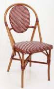 Chaise d'extérieur pour professionnel - Dimensions (lxpxh) en cm :45x50x85