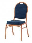 Chaise de conférence empilable - Utilisation intérieure