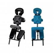 Chaise de massage mobile - Poids maxi supporté 136 kg - Pliable