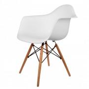 Chaise design en PVC et résine - En PVC/résine, polypropylène, aluminium