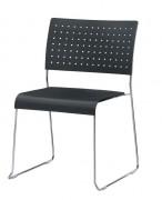 Chaise empilable anti UV - Hauteur (mm) : 800