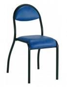 Chaise empilable Hauteur 82,5 cm - Dimension (lxpxh) mm : 474 x 513 x 825