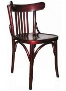 Chaise en bois pour bar