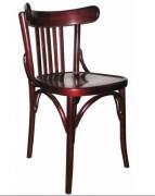Chaise en bois pour brasserie
