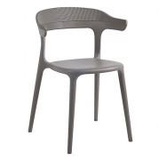 Chaise en plastique tressé - Poids (Kg) : 3.6