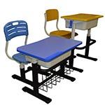 Chaise et bureau Scolaire - Chaise et bureau scolaire ( réglable en hauteur )