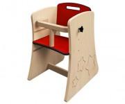 Chaise handicapé évolutive - Dimensions : L 350 mm x H 545 mm x P 350 mm