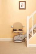 Chaise monte escalier droit - Simple utilisation